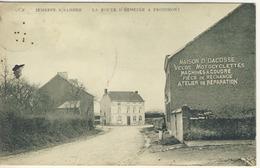 JEMEPPE S SAMBRE La Route D'Eghezée à Froidmont Maison DACOSSE - Jemeppe-sur-Sambre