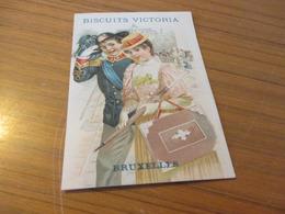 Chromo,Victoria Biscuits - Victoria