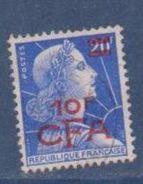 REUNION              N° YVERT   337   NEUF SANS CHARNIERES  ( N 359 ) - Réunion (1852-1975)