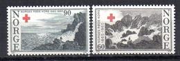 Serie Nº 484/5 Noruega - Nuevos