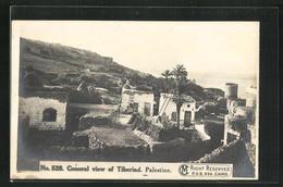 AK Tiberiad, General View - Palästina