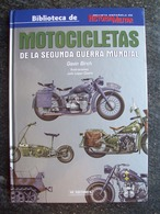 MOTOCICLETAS DE LA SEGUNDA GUERRA MUNDIAL - Livres, BD, Revues