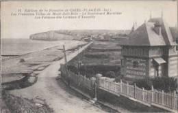 SEINE MARITIME CRIEL SUR MER EDITION DE LA FONCIERE DE CRIEL PLAGE PREMIERES VILLAS DE MONT JOLI BOIS - Criel Sur Mer