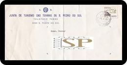 Portugal 1981 Junta De Turismo Das Termas De S. Pedro Do Sul Hidroterapia Hydrotherapy Salud Saúde Tourism Health Water - Hydrotherapy