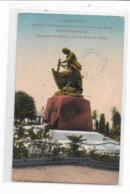CPA - RUSSIA -  Saint Petersbourg :   Monument De Pierre II , Près Du Pont Du Palais- Edition G.M.V.  . - 1914 - Russie