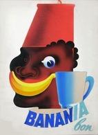 @@@ MAGNET - Banania Bon - Publicitaires