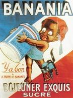 @@@ MAGNET - Banania - Advertising