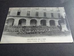 France ( 207 )  Frankrijk  : LES ENFANTS DE L' YSER  - Colonie Scolaire De Chevilly - Frankreich