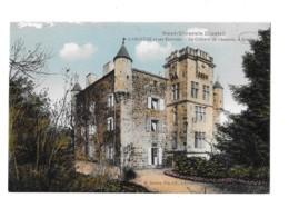 Arlebosc  (Ardèche) Château De Chazotte - Lamastre
