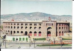 """Plaza De Toros """"Arenas"""" Y Tibidabo Al Fondo. (Voir Commentaires) - Barcelona"""