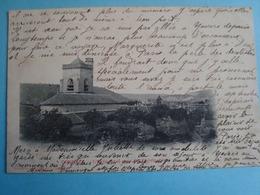 58 - Dornecy - L'église Et Le Reste Des Fortifications - 1904 - Frankrijk