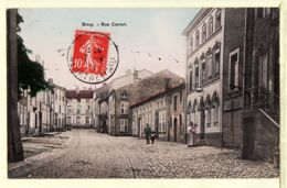 X54000 BRIEY (54) Meurthe Moselle RUE CARNOT Postée 08.04.1911 à SUDRE Epicerie Avenue Dembourg Albi - TARTE - Briey