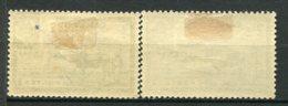 CAME - Yt. N° 200,201  *  Pétain  Cote  1,6  Euro  BE   2 Scans - Cameroun (1915-1959)