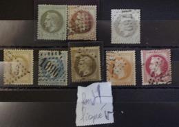 04/09/19-lot De Classique TTB,bonne Cote - 1863-1870 Napoléon III. Laure