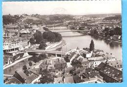 Namur-+/-1960-Confluent De Sambre Et Meuse-Grognon-Hospice Saint Gilles--> L'actuel Parlement Wallon En Bas à Droite - Namur