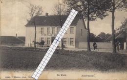 """OOSTERWEEL-AUSTRUWEEL-ANTWERPEN """" ESTAMINET DE KLOK""""HOELEN """"HOELEN 3343 UITGIFTE 22.7.07 TYPE 4-RRR ZEER ZELDZAAM - Antwerpen"""
