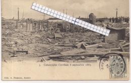 "AUSTRUWEEL-OOSTERWEEL-ANTWERPEN "" RAMP VAN CORVILAIN-6 SEPTEMEBR 1889-MUNITIEFABRIEK TUSSEN LEFEBVREDOK EN DROOGDOK""NR5 - Antwerpen"