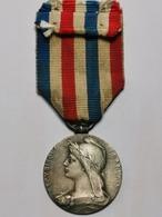 France, Médaille Ministère Des Travaux Publics 1914 - Frankrijk