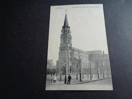 Belgique  België  ( 416 )    Rousselare   Roulers  Roeselare  : Clocher Et Eglise Saint - Amand - Roeselare