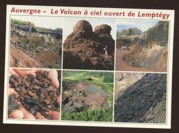 (63) : Le Volcan à Ciel Ouvert De Lemptégy - France