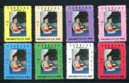 El Salvador 880-3, C393-6 Christmas 1976 Comp Set Mnh - El Salvador