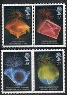 APR2573 - GRAN BRETAGNA 1989 , Unificato Serie 1374/1377   *** MNH (2380A) - 1952-.... (Elisabetta II)