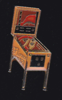 59682- Pin's.Flipper.jeux De Bistrot.. - Jeux