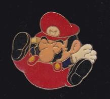 59688- Pin's.Mario Bros. . Jeu D'arcade . Nintendo. - Jeux