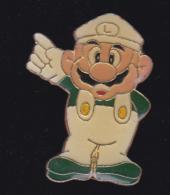 59689- Pin's.Mario Bros. . Jeu D'arcade . Nintendo. - Jeux