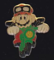 59691- Pin's.Mario Bros. . Jeu D'arcade . Nintendo. - Jeux