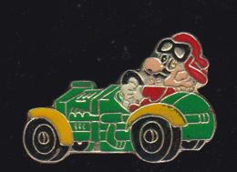 59692- Pin's.Mario Bros. . Jeu D'arcade . Nintendo. - Jeux