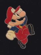 59693- Pin's.Mario Bros. . Jeu D'arcade . Nintendo. - Jeux