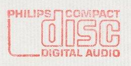 Meter Cut Sweden 1985 Philips - Compact Disc - CD - Musik