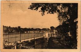 JOINVILLE LE PONT (94) Les Bords De La Marne - Très Rare - Carte Postée Le 5 Mai 1937 - Joinville Le Pont