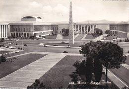 ROMA EUR - PIAZZA ITALIA - OBELISCO - NUOVI PALAZZI - Expositions
