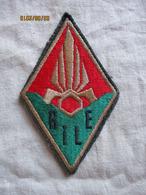 Légion étrangère écusson Patch RILE - Blazoenen (textiel)