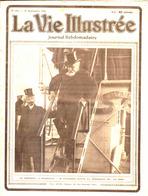 """LA VIE ILLUSTREE N°414 De 1906 """" LE TSAR DE RUSSIE EST SOUCIEUX """" - Livres, BD, Revues"""