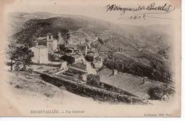 ROCHETAILLEE - VUE GÉNÉRALE - Rochetaillee