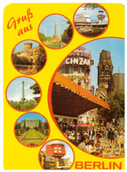 AK Berlin, 1979, Mehrfachkarte - Germany