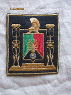Légion étrangère écusson Patch 5 RE - Blazoenen (textiel)