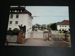 CPM, Carte Postale, Allemagne, Rastatt, Quartier Canrobert, Militaria, Animée - Rastatt