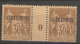 Alexandrie - Egypte _ Millésimes Sage (1900) N°10 ( Trace Dr Charnière) - Alexandrie (1899-1931)
