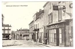 ROUILLAC (16) - Rue D' Aigre - Ed. Imp.-Lib. Boyon, Rouillac - Rouillac