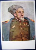 Portrait Du Héros De L'Union Soviétique. Major Général S. Kovpak. La Deuxième Guerre Mondiale. - War 1939-45