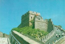 Cina, La Grande Muraglia, Fortificazioni - Cina