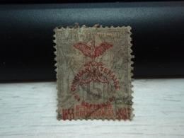 Timbre Nouvelle-Calédonie Cinquantenaire 24 Septembre 1853-1903. 15 - Nueva Caledonia