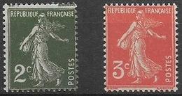 N°278 Et 278A Neuf ** 1932-37 - Frankreich