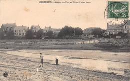 CARTERET - Avenue Du Port Et Havre à Mer Basse - Carteret
