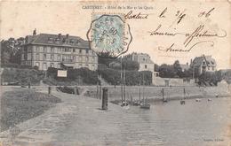 CARTERET - Hôtel De La Mer Et Les Quais - Carteret