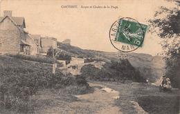 CARTERET - Route Et Chalets De La Plage - Carteret